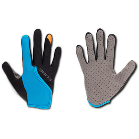 Cube Performance X Action Team Bike Gloves Children blue/black
